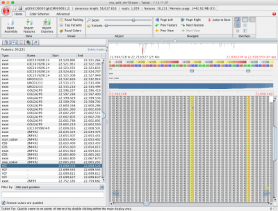 Variant Calling with SAMtools   DNA Sequencing Software ...