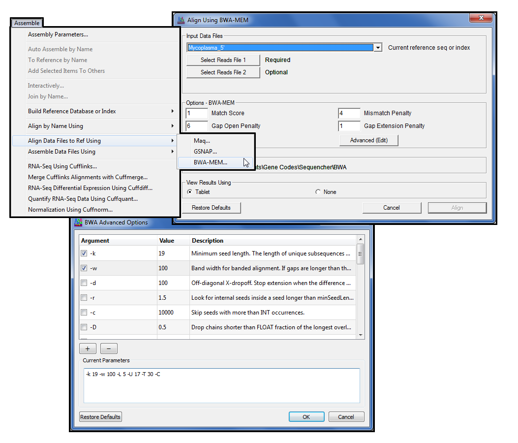Reference-Guided Alignment   DNA Sequencing Software